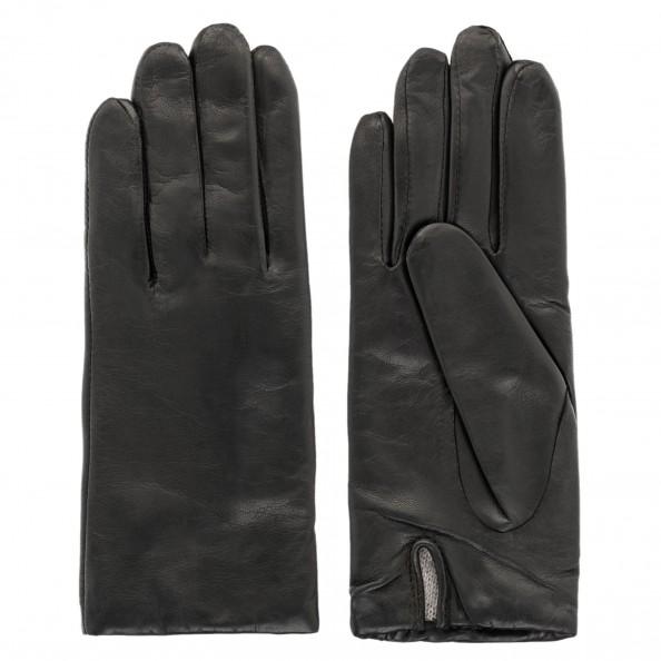 Noir Gant classique pour femme