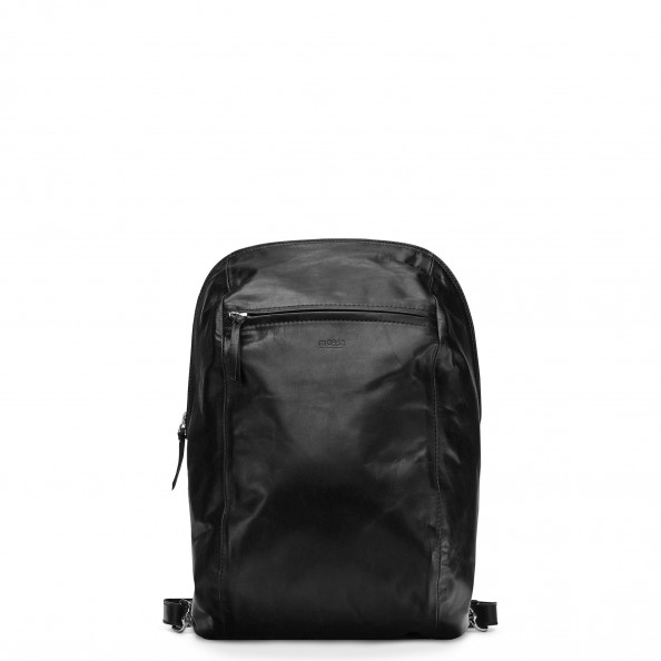 Black Turtle Shell Backpack