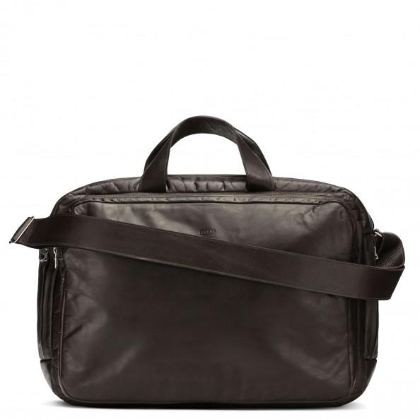 Brown Carry-All Tech Bag