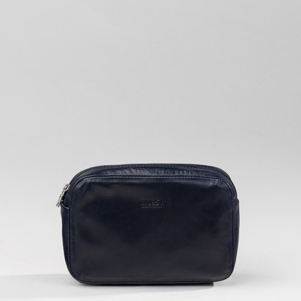 Navy Cosmetic Pouch