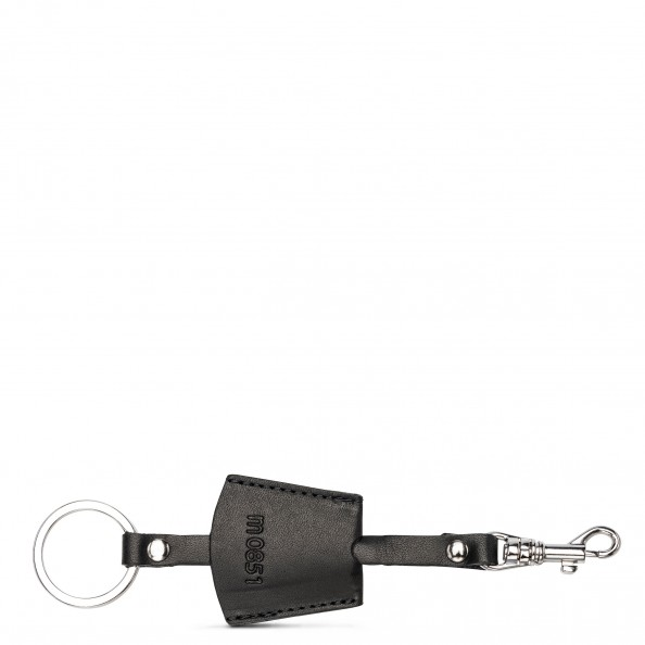 Black Key Holder with Hidden Ring