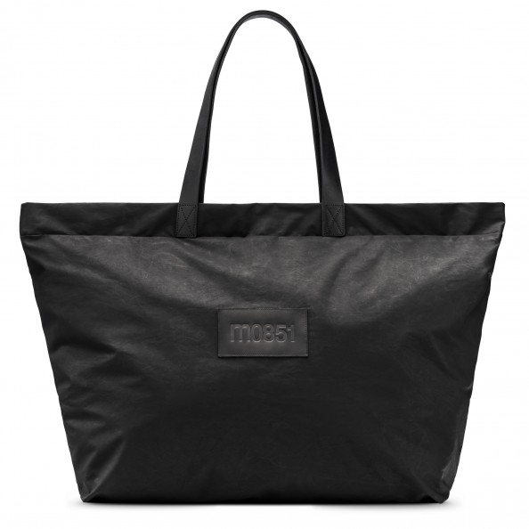 Black All Purpose Oversize Shopper