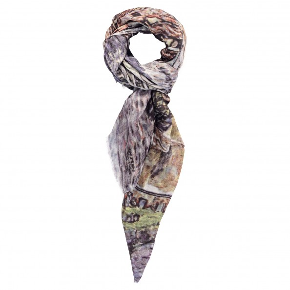 Assorted Color Printed Modal Scarf
