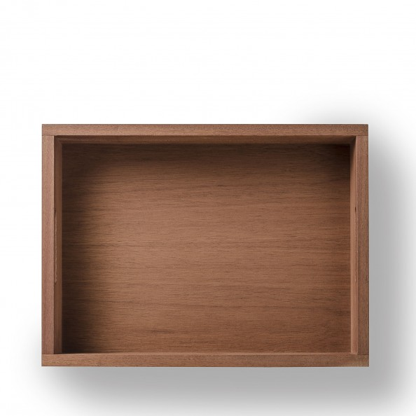 Oiled Large Wood Tray