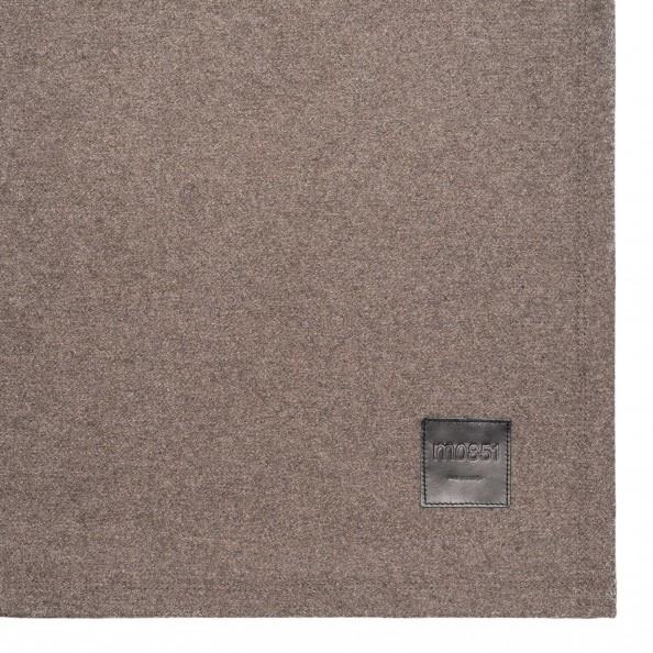 Brun Couverture de laine