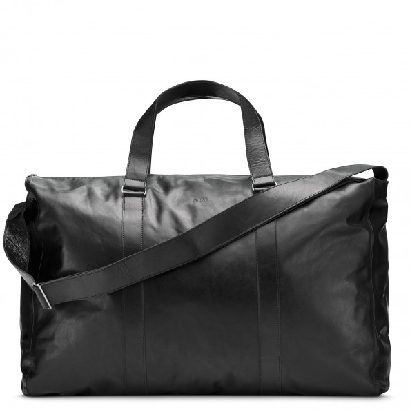 Black Hold-All Weekend Bag