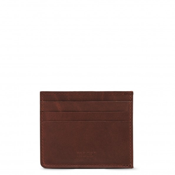Brick Card Holder with Pockets