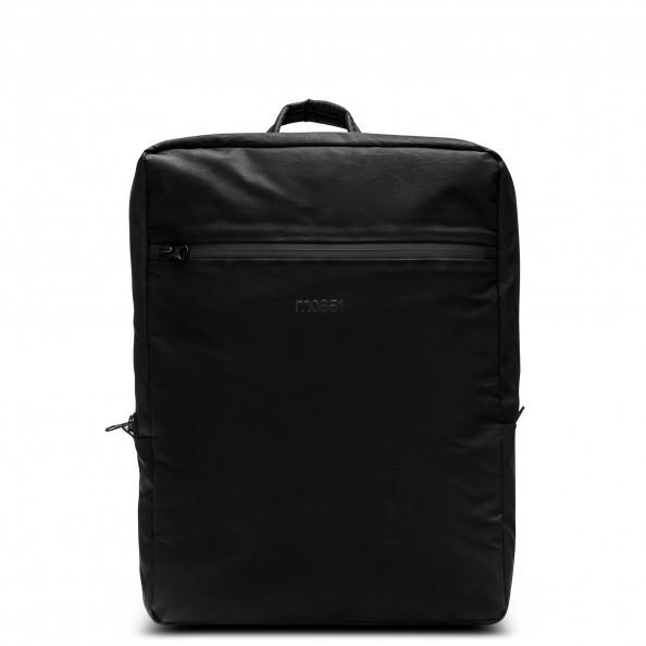 Black Waterproof Urban Backpack
