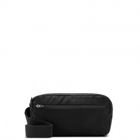 Black Small Belt Bag