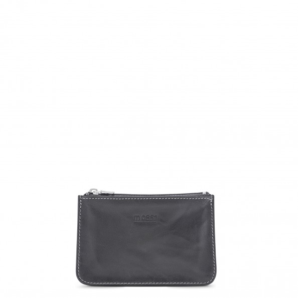 Grey Small Change Purse
