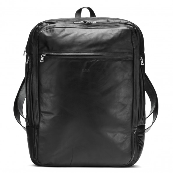 Black Organizer Backpack
