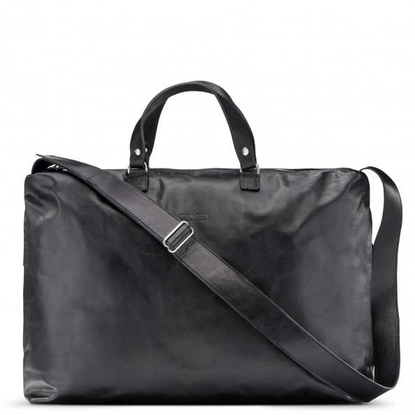 Black Soft Briefcase