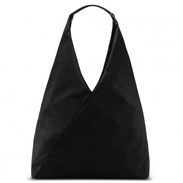 Black Triangular Tote