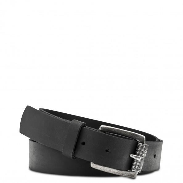 Black Antique Buckle Belt