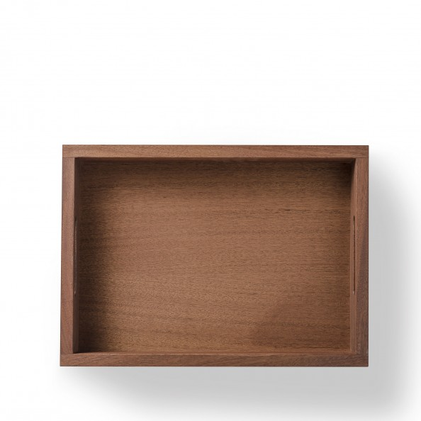 Oiled Small Wood Tray