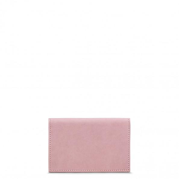 Dusty Rose Folded Card Holder