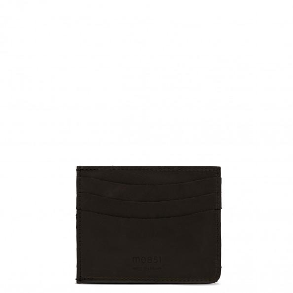 Brown Card Holder with Pocket
