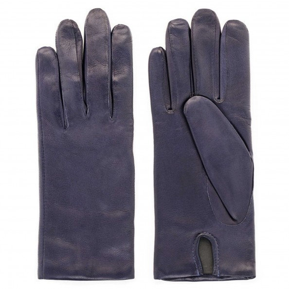 Navy Classic Glove for women